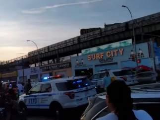 Falsa alarma de tiroteo en Nueva York