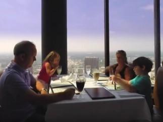Restaurante giratorio Sun Dial