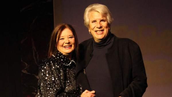 Teresa Rabal y Eduardo Rodrigo