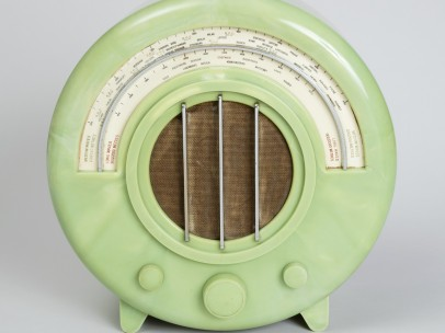 AD-65 Radio, designed 1932, manufactured 1934; Designed by Wells Wintemute Coates (Canadian, 1895–1958)