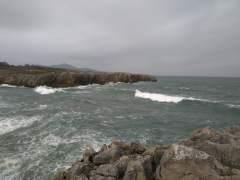 Máximos históricos de temperatura en las aguas del Cantábrico y Mediterráneo