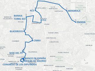 La ruta del 'tramabús'