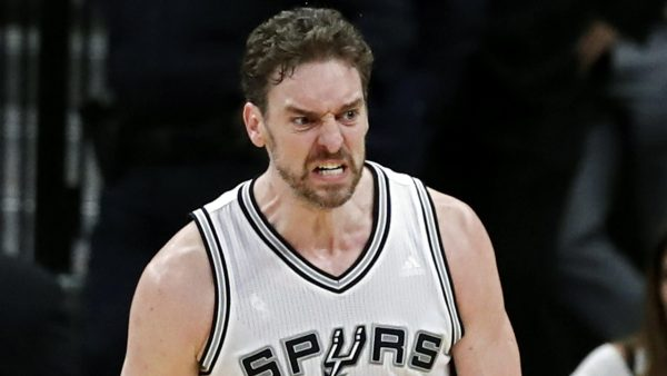 Pau Gasol, en modo playoffs de la NBA