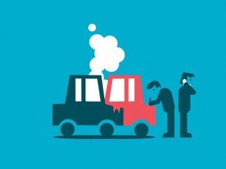 Cómo actuar con tu aseguradora tras un accidente de tráfico