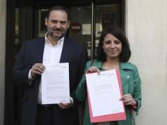 Ábalos, portavoz provisional del PSOE en el Congreso hasta que haya nueva Ejecutiva