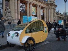 Mö, un vehículo solar creado por una empresa malagueña