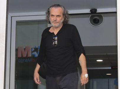 José Coronado recibe el alta