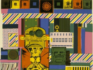Eduardo Paolozzi - Conjectures to Identity 1963–64