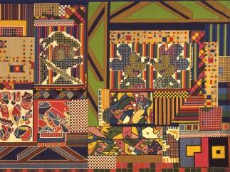 Eduardo Paolozzi - The Whitworth Tapestry, 1967