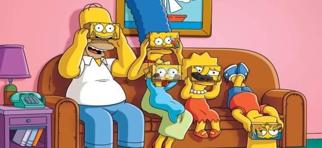 Imagen promocional de 'Los Simpson'