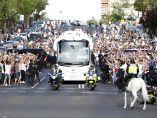 Autobús del Real Madrid