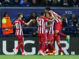 Gol del Atlético