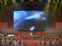 Imagen del vídeo simulado del ataque a EE UU