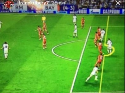 Los fuera de juego del Madrid