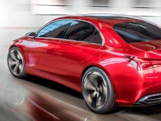 Mercedes-Benz Concept A Sedán