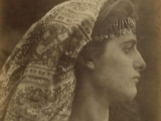 Julia Margaret Cameron, The Mother of Salome, 1870