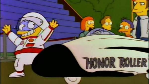 Corredor del honor