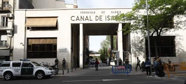 Operación de la Guardia Civil contra la corrupción en el Canal de Isabel II