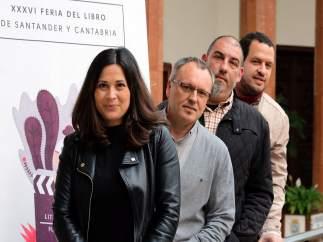 Presentación de la 36 Feria del Libro de Santande y Cantabria