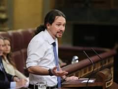 """Pablo Iglesias, sobre el SMS de Catalá: """"Hay que echarles"""""""