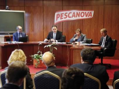 Junta de Nueva Pescanova