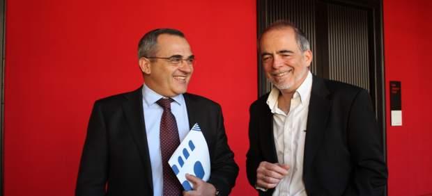 García Vinuesa y Jesús Santamaría