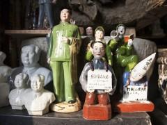 Muestra el barrio de China donde se fabrican todos los sujetadores del mundo