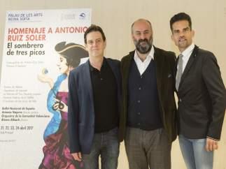 Les Arts i el Ballet Nacional homenatgen 'Antonio el Ballarí'