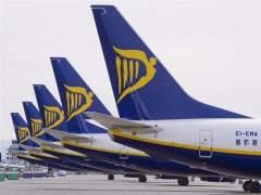 Ryanair reclutará tripulantes de cabina en abril y mayo