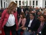 Homenaje en Barcelona a Carme Chacón
