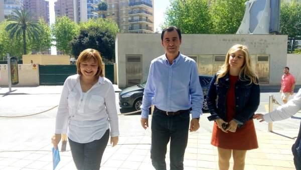 """Gènova diu estar disposada a intervindre """"el que siga necessari"""" en el PP de València"""