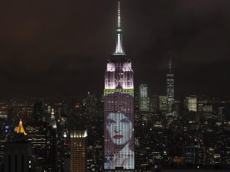 El Empire State, portada de revista