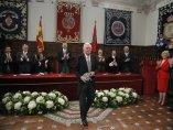 Mendoza recibe el Premio Cervantes