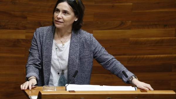 La Consejera De Hacienda Y Sector Público, Dolores Carcedo