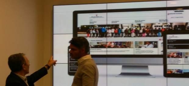 El DOGV canvia d'imatge amb un nou web més accessible, intuïtiu i adaptat a mòbils i tauletes
