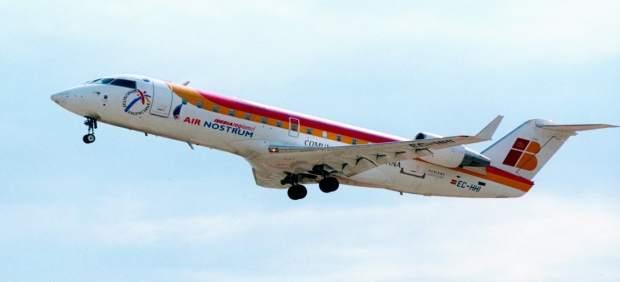 """Air Nostrum busca a València tripulants de cabina amb """"bon nivell d'anglés"""""""