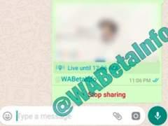 Whatsapp te lo pondrá difícil para mentir sobre dónde estás