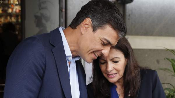 Sánchez y Anne Hidalgo
