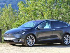 Así es el Model X más potente de Tesla, el P100D