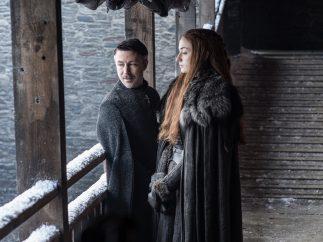 "Petyr ""Meñique"" Belish y Sansa Stark"