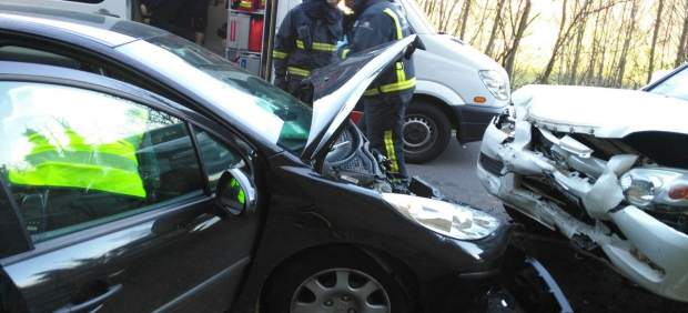 Accidente de tráfico de Allande.