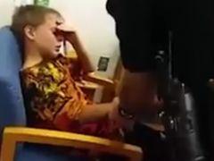 Detienen a un niño autista de diez años