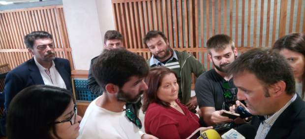 Compromís i Guanyar Alacant es desmarquen de l'acomiadament de la cunyada del portaveu del PP en l'Ajuntament