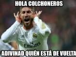 Meme de Sergio Ramos