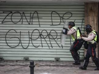 Los saqueos dejan una decena de muertos en el oeste de Caracas
