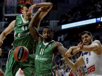 Real Madrid-Darussafaka