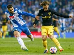 Un gol de Griezmann en Cornellà da al Atlético un triunfo vital
