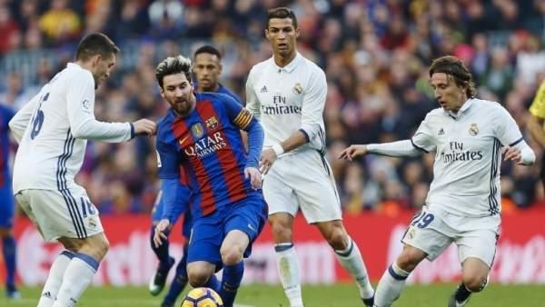Calendario de Liga: Madrid - Barça, el 20 de diciembre