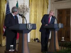 """Mofas sobre Trump tras decir que es """"muy amigo"""" de Pavarotti"""