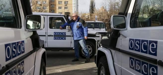 Vehículos de la OSCE